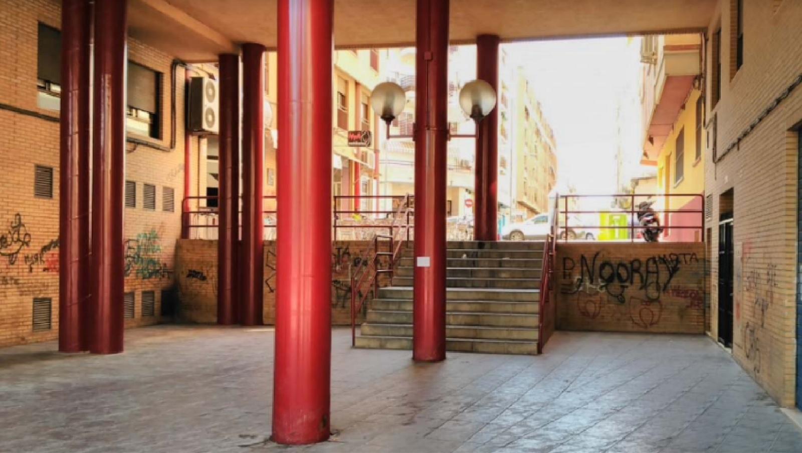 Deka ingenieria obra civil reformas edificaci n for Barreras arquitectonicas